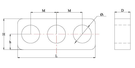 LSZ型三相一体式电流互感器适合安装在环网开关柜和主柱上开关的三相套管上,用于三相电流和零序电流的测量和保护,也可用于多根电缆回路的零序电流的测量和保护。 该系列零序电流互感器的铁芯和二次绕组采用优质环氧树脂真空浇注在可阻燃的塑料壳体内,防潮湿,性能稳定,无需维护。 LSZ三相一体组合式互感器系列产品规格表: